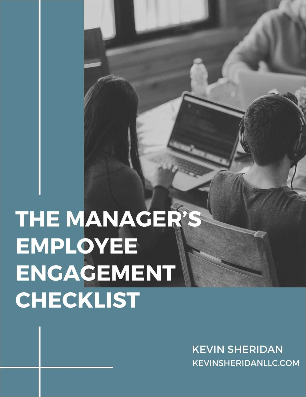 The Manager's Employee Engagement Checklist. Free Kevin Sheridan Checklist