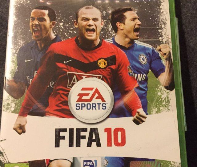 Fifa 10 Ea Sports Xbox 360 X Box 3ar Tv Spel
