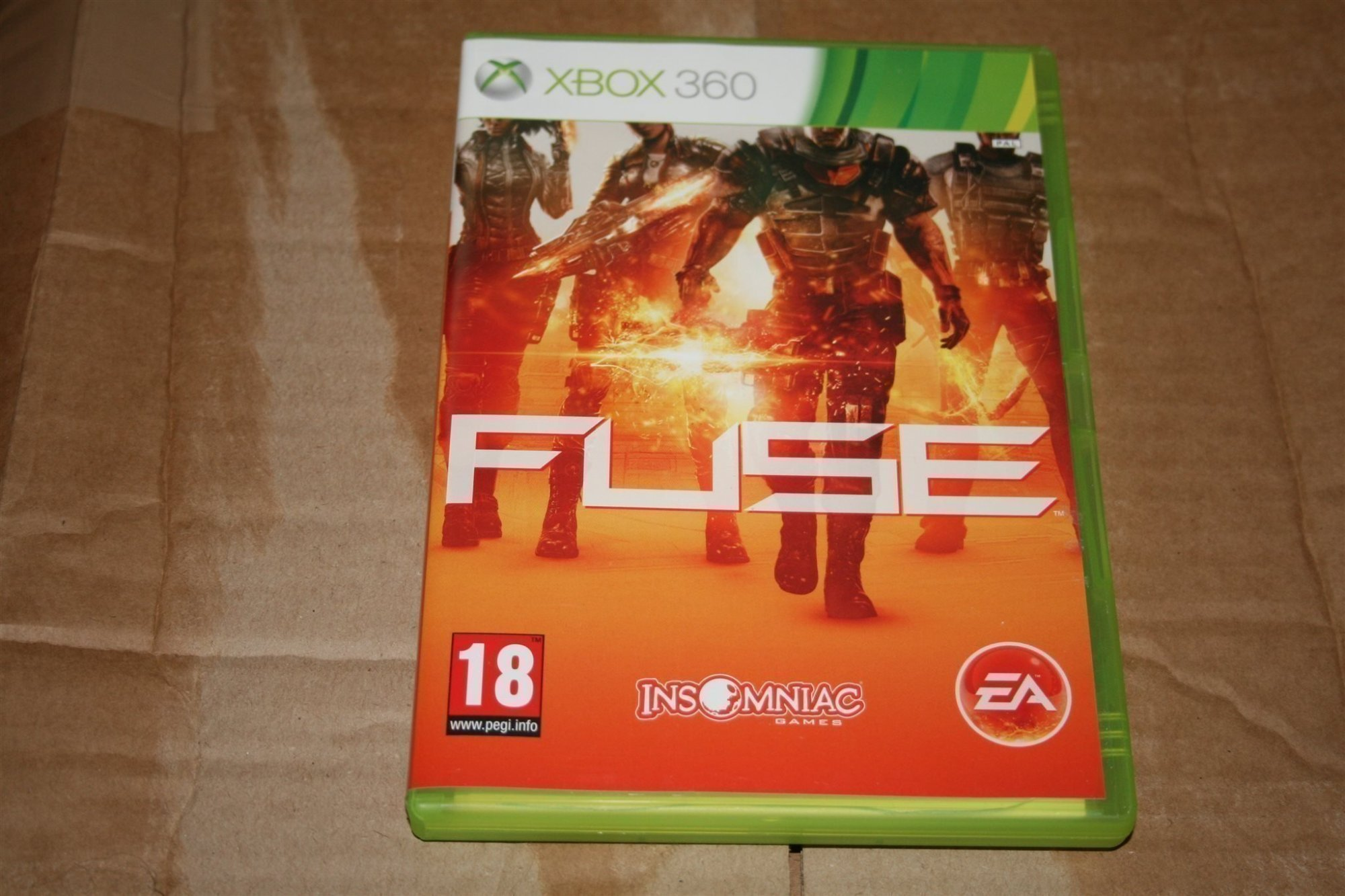 hight resolution of fuse xbox 360