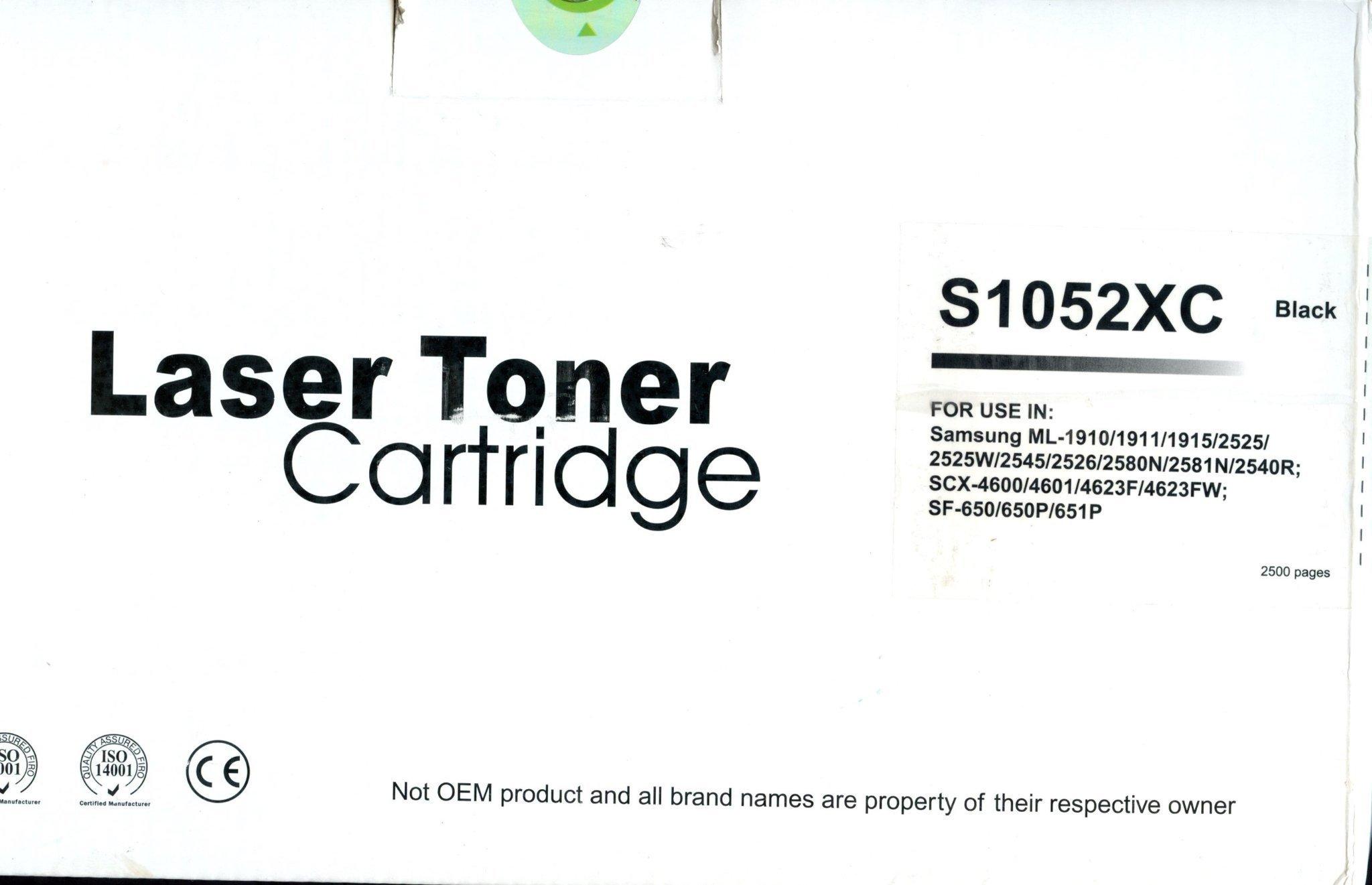Toner till Laserskrivare Samsung (383116628) ᐈ Köp på Tradera