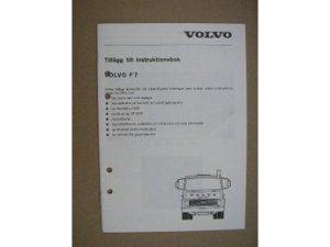 Volvo fl6 instruktionsbok – Elektrische landbouwvoertuigen