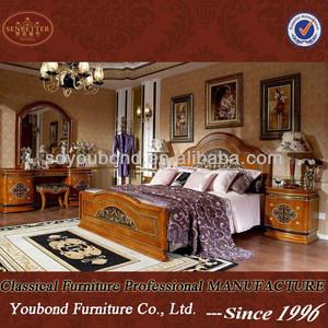 import hot sale italian classic bedroom