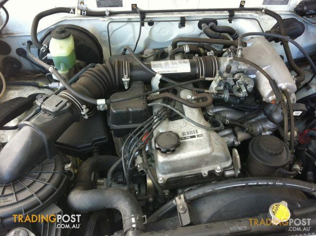 2010 Toyota Corolla Parts Diagram Wiring Toyota Hilux 2004 Rzn 149 2 7lt Engine For Sale In