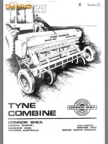 Connor-shea-TYNE-seeder-manual