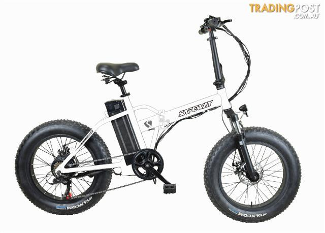 NEW-SAFEWAY-FAT-TYRE-FOLDING-ELECTRIC-BIKE