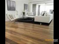 Spotted Gum Overlay Flooring 130X14mm Select for sale in