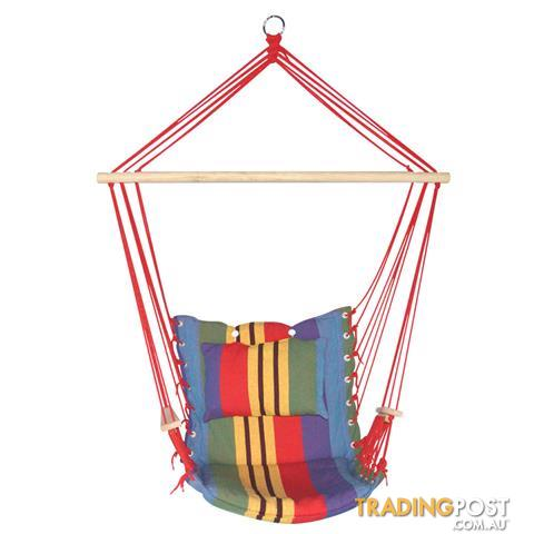 swing chair sydney wheelchair vector hammock multi colour