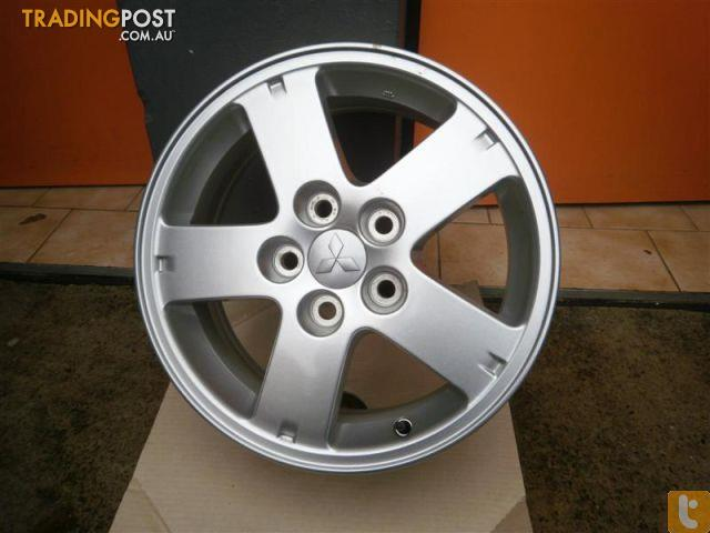 Wheels Mitsubishi Outlander My08 16 Inch Genuine Alloys