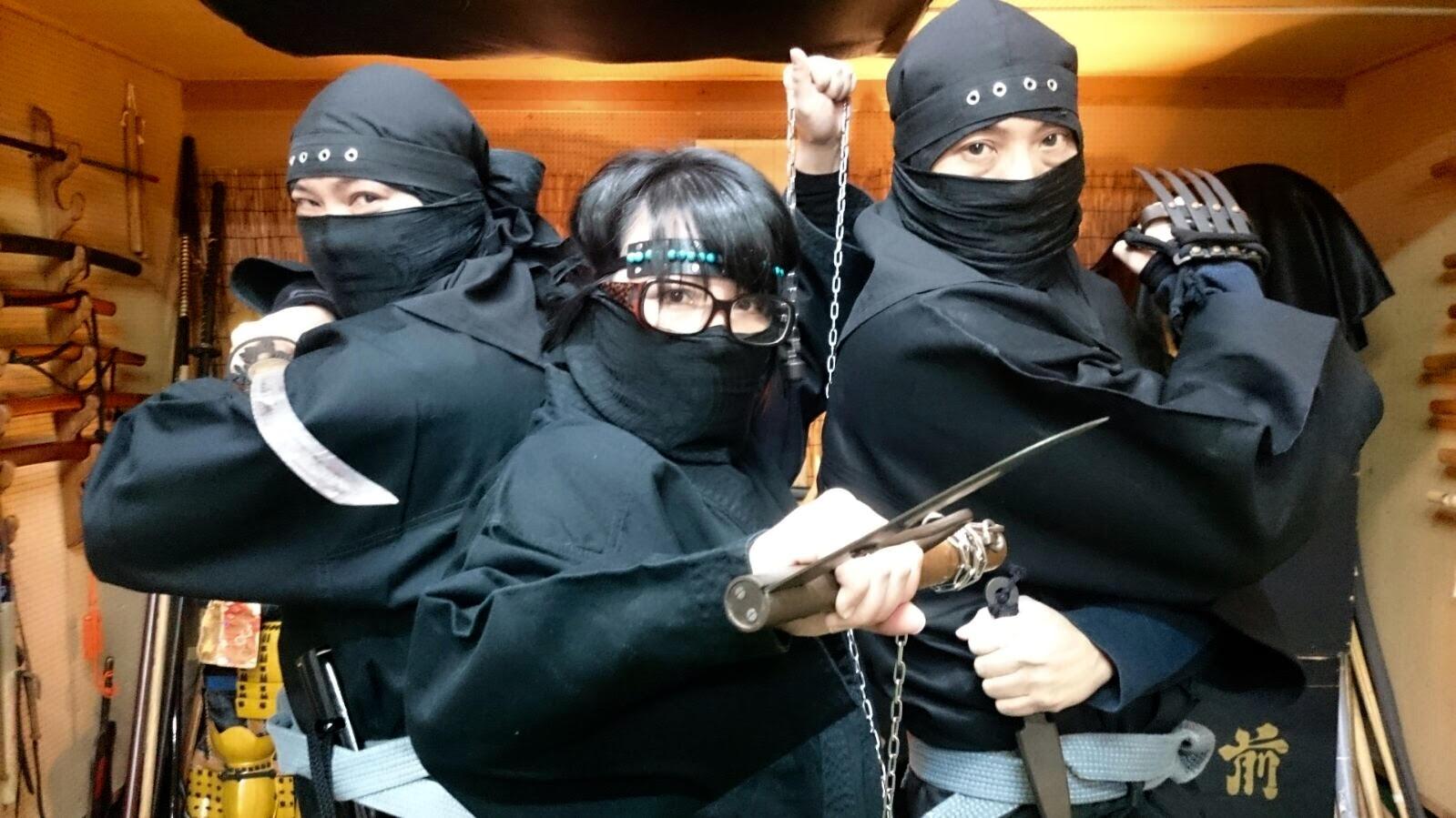 如何成為日本忍者武士:在現代日本體驗傳奇的五種方式