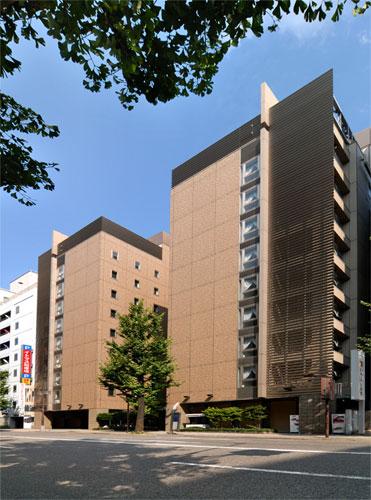 名古屋栄ワシントンホテルプラザ/外観