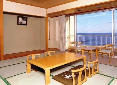 かんぽの宿旭/客室
