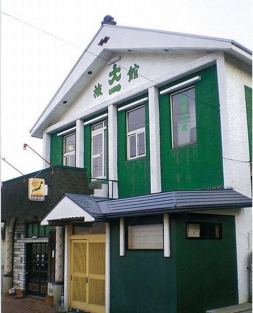 坂田 旅館/外観