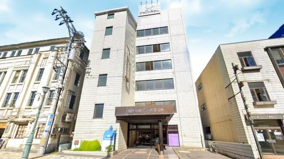 弘前グランドホテル(BBHホテルグループ)/外観