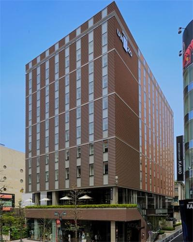 ホテルユニゾ渋谷/外観