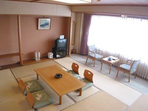 かんぽの宿 勝浦/客室