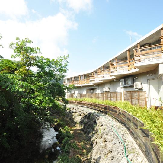 西表島ジャングルホテル パイヌマヤ/外観