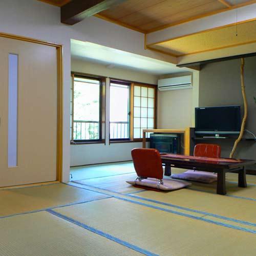 湯川温泉 せせらぎの宿 吉野屋/客室