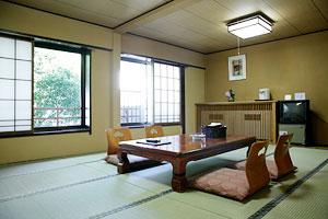 鳴子温泉郷 極上の貸切露天風呂 旅館大沼/客室