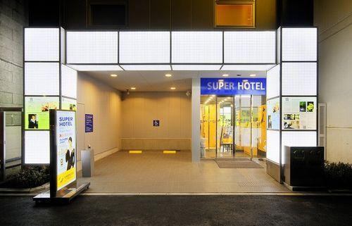 スーパーホテル上野・御徒町/外観