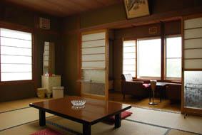 豊富温泉 川島旅館/客室