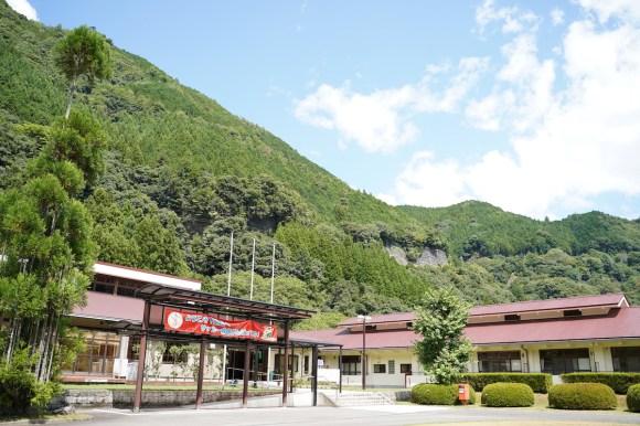 下北山スポーツ公園/外観