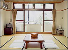 下北山スポーツ公園/客室