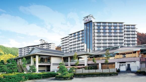 繋温泉 ホテル紫苑/外観