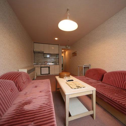 ホテルリステル猪苗代 本館コンドミニアム/客室