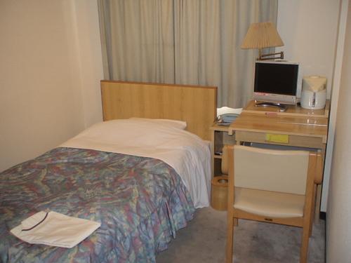 ビジネスホテル ダイアナ/客室