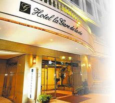 ホテル ブーゲンビリア新宿(旧ホテル ラ・ガール・ドゥ・ラ ヴィー新宿)/外観