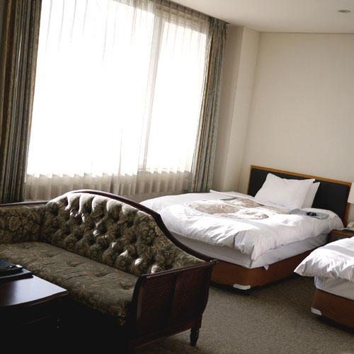 ホテルグリーンベル高勘/客室