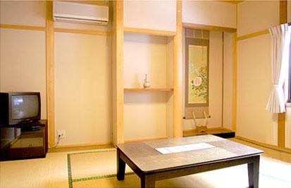 温泉民宿 かたやま/客室