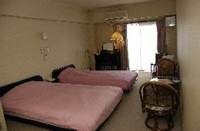 湯の坂 久留米温泉/客室