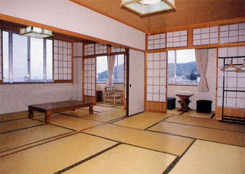 湯ノ本温泉 旅館 海老館 <壱岐島>/客室