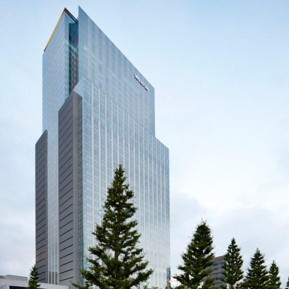 ウェスティンホテル仙台/外観