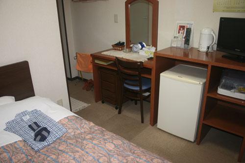 ビジネスホテルインドヤ/客室