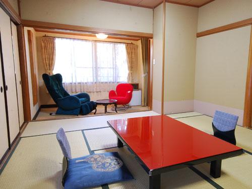 箱根湯本温泉 木もれびの宿 ふるさと/客室