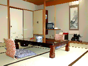 飯坂温泉 旅館なりた/客室