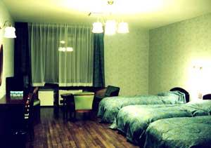 阿仁の宿 ホテルフッシュ/客室
