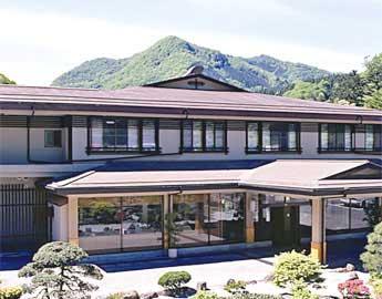 伊東園ホテル四万/外観