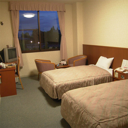 天然温泉 癒しの宿 ヒルホテルサンピア伊賀/客室