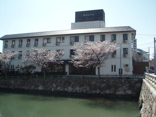 城内ホテル/外観