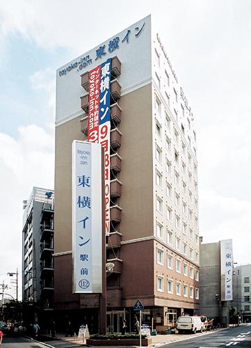 東横イン武蔵中原駅前/外観