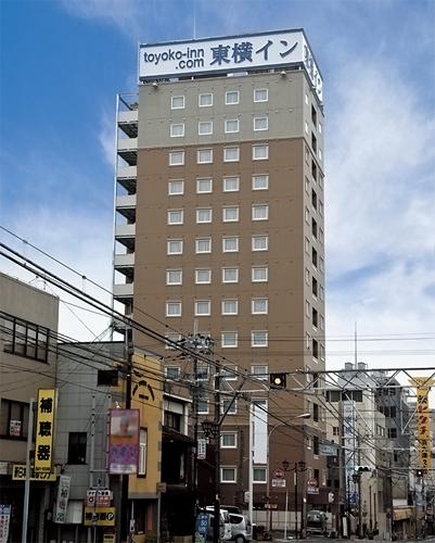 東横イン京都琵琶湖大津/外観