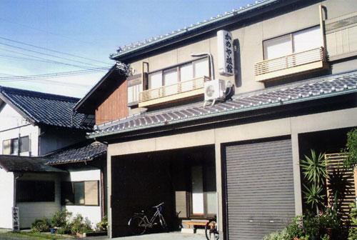 亀屋旅館 <和歌山県>/外観