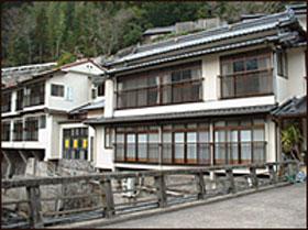 湯の鶴温泉 あさひ荘/外観
