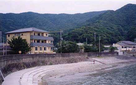 民宿 波満の家/外観