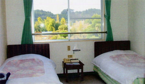 ホテル末広温泉/客室