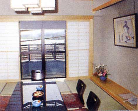 ホテル 天の川荘 <佐渡島>/客室