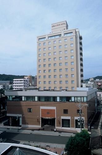 アーバンポートホテル鹿児島(平成28年9月1日より ホテルリブマックス鹿児島)/外観